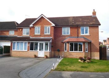 Thumbnail 4 bed detached house for sale in Applewood Close, Worksop, Nottinghamshire