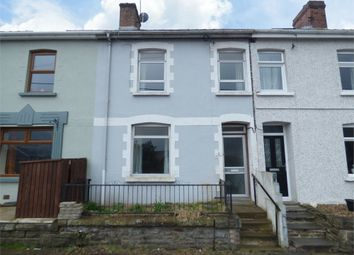 Thumbnail 3 bedroom terraced house for sale in West View Terrace, Six Bells, Abertillery, Blaenau Gwent