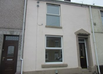 Thumbnail 2 bedroom terraced house to rent in Baptist Well Street, Waun Wen, Swansea.