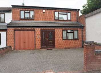 Thumbnail 4 bed detached house for sale in Earl Street, Walsall