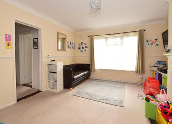 Thumbnail 2 bed flat for sale in Birch Grove Crescent, Brighton, East Sussex