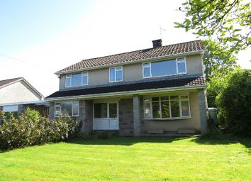 Thumbnail 5 bed detached house for sale in Church Road, Winscombe