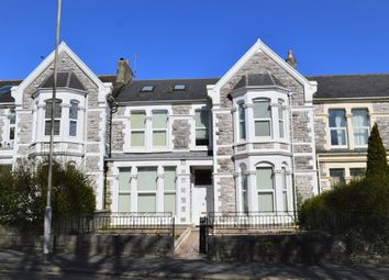Thumbnail 1 bed flat to rent in Tothill Avenue, Plymouth