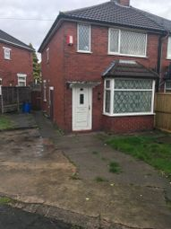 Thumbnail 2 bed semi-detached house to rent in Howard Crescent, Hanley, Stoke-On-Trent