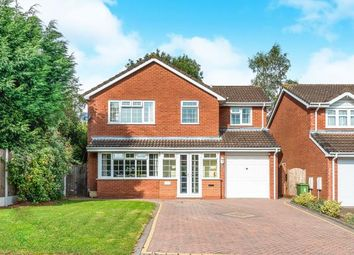 Thumbnail 4 bed detached house for sale in Montville Drive, Castle House Gardens, Stafford, Staffordshire