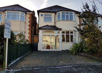 Thumbnail 3 bed detached house for sale in Myrtle Avenue, Kings Heath, Birmingham