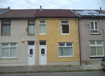 Thumbnail 3 bed terraced house for sale in King Street, Cwm, Ebbw Vale, Blaenau Gwent