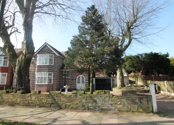 Thumbnail 3 bed detached house for sale in Hayeswater Road, Urmston, Manchester