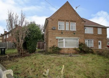 Thumbnail 3 bed semi-detached house for sale in Inham Road, Chilwell, Nottingham