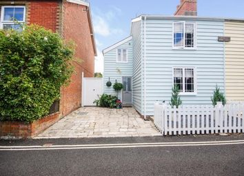 Thumbnail 2 bed semi-detached house for sale in Elm Grove, Newport