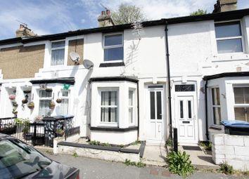 Thumbnail 2 bedroom terraced house for sale in Heathfield Avenue, Dover