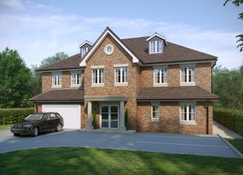 Thumbnail 5 bed detached house for sale in Solent Drive, Warsash, Southampton