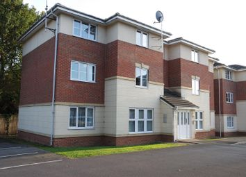 Thumbnail 2 bed flat for sale in Woodhouse Close, Rhodesia, Worksop