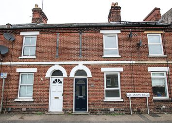 Thumbnail 3 bed terraced house for sale in All Saints Road, Newmarket