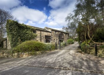 Thumbnail 4 bed barn conversion for sale in The Mount, Off Fieldhead Lane, Birstall, Batley, West Yorkshire