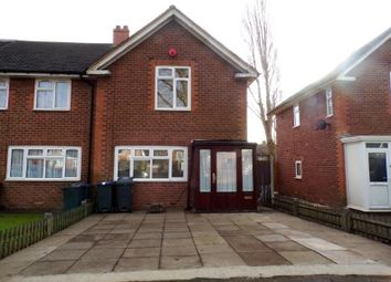 Thumbnail 2 bed property to rent in Cossington Road, Erdington, Birmingham