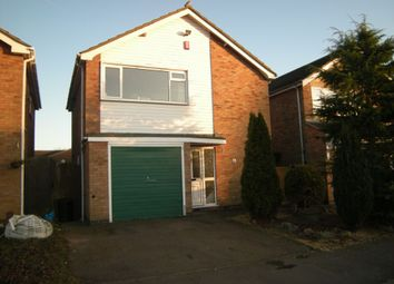 3 bed detached house for sale in Penney Close, Wigston LE18
