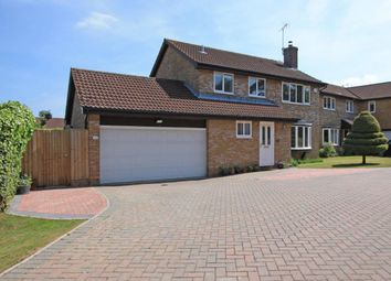 Thumbnail 4 bed detached house for sale in The Willows, Highworth, Swindon