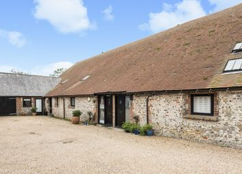 Hoddern Farm Cottages, Peacehaven BN10. 3 bed barn conversion for sale