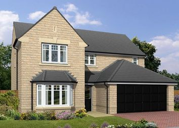 "Thumbnail 4 bed detached house for sale in ""The Warkworth"" at Roes Lane, Crich, Matlock"