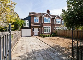 6 bed semi-detached house for sale in Bolton Road, London W4