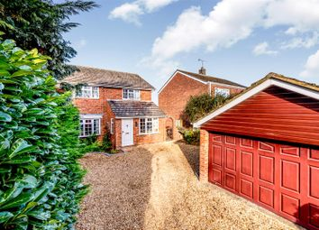 Thumbnail 4 bedroom detached house to rent in Cotton End Road, Wilstead, Bedford