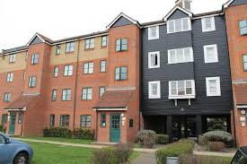 Thumbnail 2 bed flat to rent in Bren Court, 2 Colgate Place, Enfield
