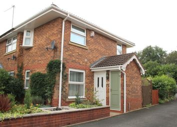 Thumbnail 1 bed semi-detached house to rent in Mcconnell Close, Aston Fields, Bromsgrove
