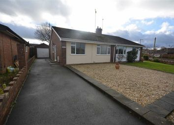 Thumbnail 2 bedroom semi-detached bungalow for sale in Aberllanerch Drive, Buckley