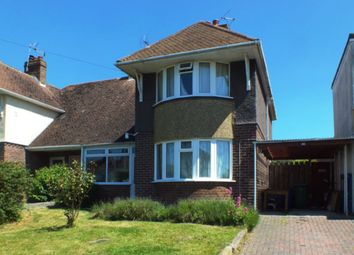 Thumbnail 3 bed semi-detached house to rent in Downs Road, Folkestone