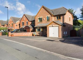 Thumbnail 4 bed detached house for sale in Moor Valley Close, Mosborough, Sheffield, South Yorkshire