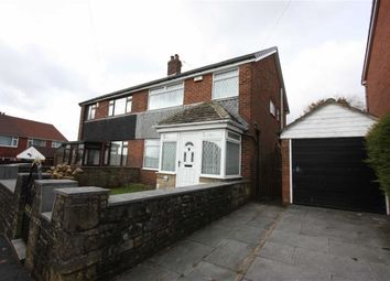 Thumbnail 3 bed semi-detached house for sale in Brantwood Drive, Breightmet, Bolton
