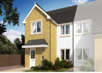 Thumbnail 3 bed semi-detached house for sale in Plot 69, Calder Grove Development, Caldercruix
