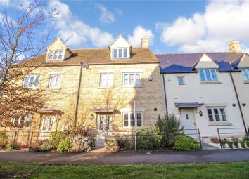 Thumbnail 4 bed terraced house for sale in Matthews Walk, Cirencester