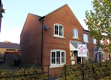 Thumbnail 3 bedroom end terrace house for sale in Lakeside Boulevard, Bridgtown, Cannock