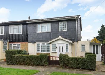 Thumbnail 3 bed semi-detached house for sale in Bravington Close, Shepperton