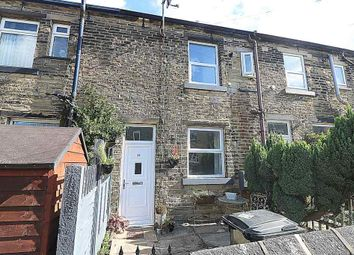 Thumbnail 1 bed terraced house to rent in Park Place West, Lightcliffe, Halifax