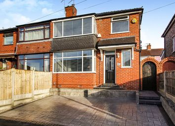 Thumbnail Semi-detached house for sale in Cliftonville Drive, Swinton, Manchester, Greater Manchester