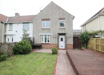 Thumbnail 3 bed end terrace house for sale in Eskdale Crescent, Washington, Tyne And Wear, N/A