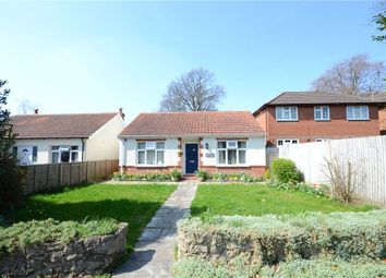 Thumbnail 2 bedroom detached bungalow for sale in Church Lane, Farnborough, Hampshire