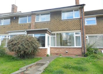 Thumbnail 3 bed terraced house to rent in Harborough Road, Northampton
