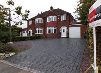 Thumbnail 3 bedroom semi-detached house for sale in Lodge Road, Walsall