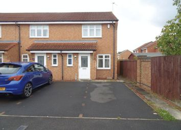 Thumbnail 2 bedroom property to rent in Blackthorn Drive, Blyth