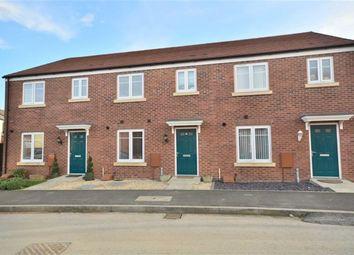 Thumbnail 3 bed terraced house for sale in Golden Arrow Way, Brockworth, Gloucester