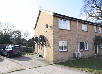 Thumbnail 1 bed end terrace house for sale in Maitland Close, Chippenham, Wiltshire