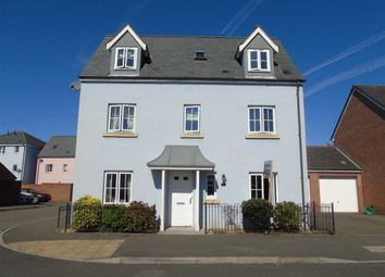 Thumbnail 4 bed town house for sale in Herbert Thomas Way, Parc Brynheulog, Swansea