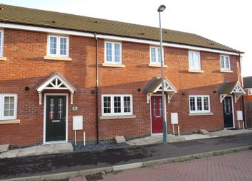 Thumbnail 3 bed terraced house for sale in Jupiter Avenue, Peterborough