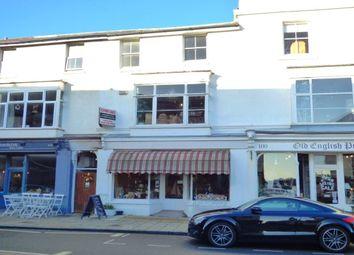 Thumbnail 3 bed terraced house for sale in Sandgate High Street, Sandgate, Folkestone