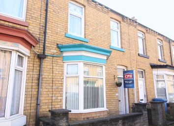 Thumbnail 2 bed terraced house to rent in Caledonia Street, Scarborough
