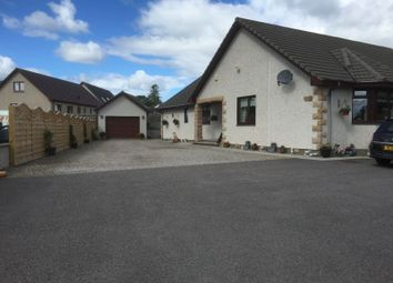 Thumbnail 4 bed bungalow for sale in Birch Place, Tain, Highland